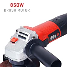 850W Brush Motor