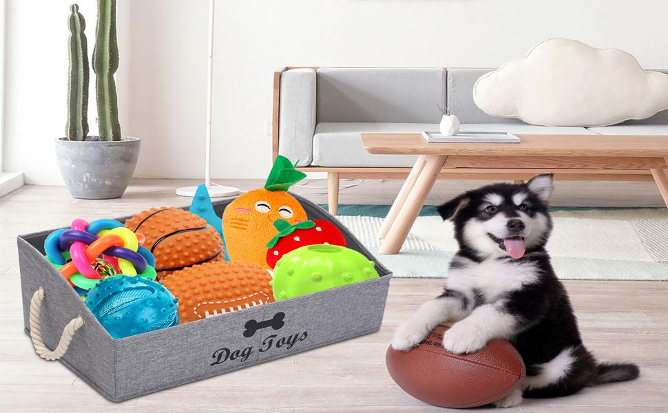 puppy toy box
