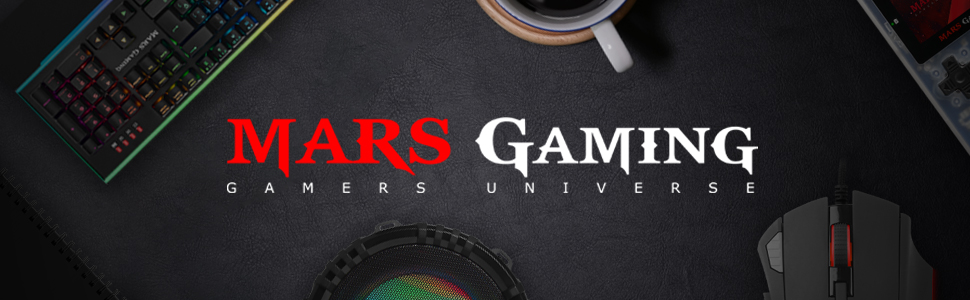 Mars Gaming Mca Gaming Atx Pc Gehäuse 3x Frgb Lüfter Computer Zubehör