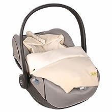 Sommerbezug Cybex Cloud Z Babyschale Beige Leopardenmuster Perfekte Passform Weiche Öko Tex 100 Baumwolle Schweißabsorbierend Und Weich Für Ihr Baby Baby