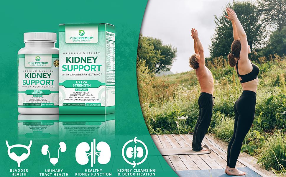 kidney cleanse support bladder health