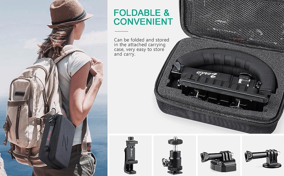 Zeadio Camera Smartphone Stabilizer