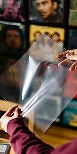 outer record sleeves vinyl lp gatefold single standard polypropylene plastic album jacket