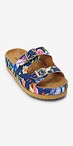 maxi footbed sandal birkenstock