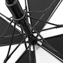 All carbon fiber umbrella stand