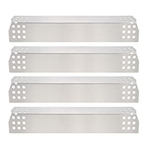 GFTIME Placa de Calor BBQ de Gas Piezas de Repuesto para Nexgrill 720-0783E 720-0830H 720-0896 720-0896B 720-0898 720 0896C, Grillmaster 720-0697 ...