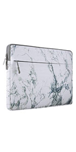 Canvas Marble Pattern Carrying Bag Case