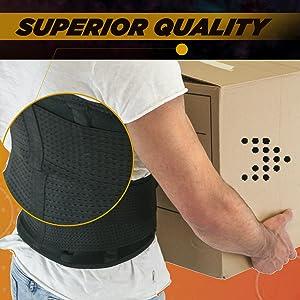 Best quality back brace