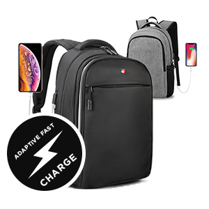 usb backpack backpack with usb charging port quick charge usb port cool backpacks swiss