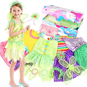Girl Dress Up Trunk Set