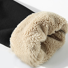 Sherpa Lined Sleeves
