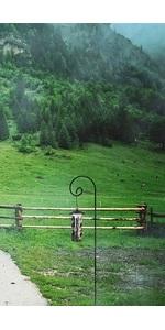 Ashman Shepherd's Curled Hook (6 Pack)