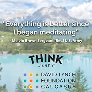 Think Jerky and The David Lynch Foundation helping veterans cope with their PTSD through meditation