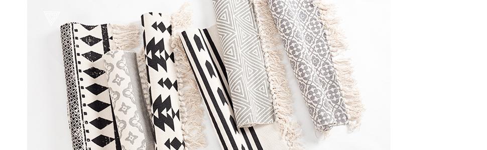 cotton area rugs