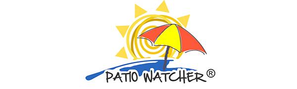 Patio Watcher zero gravity chair
