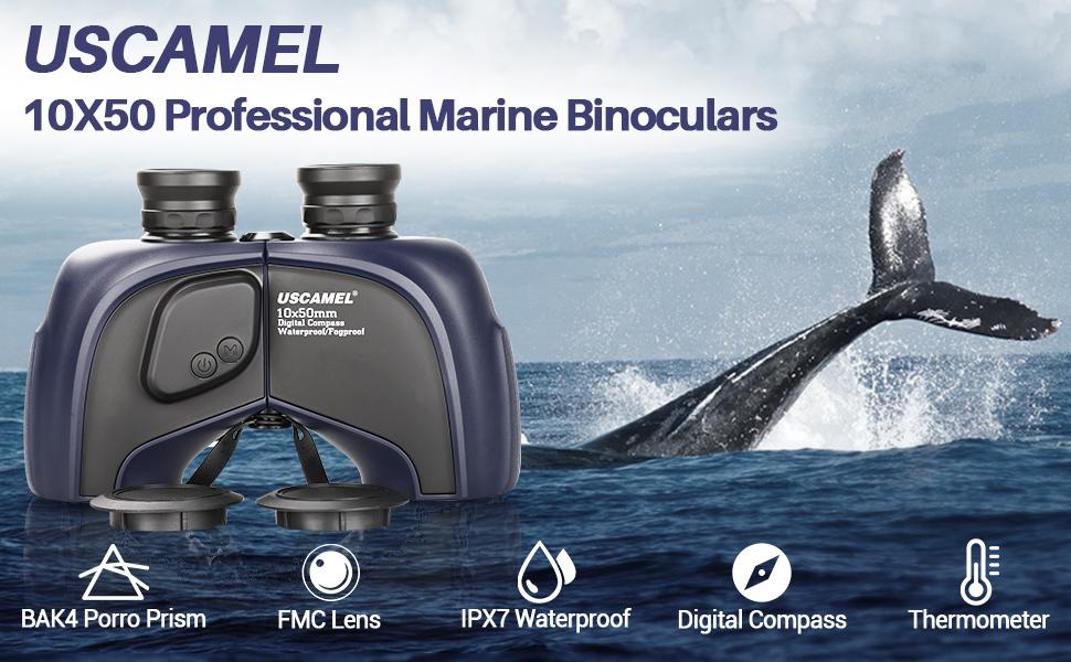 USCAMEL binoculars