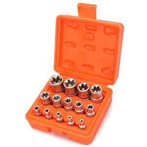 Durable blow molded case for convenient storange