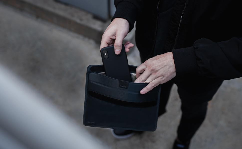 EDEC mobile faraday bag
