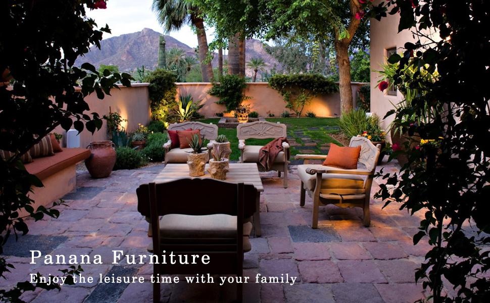 Panana Outdoor Furnitures