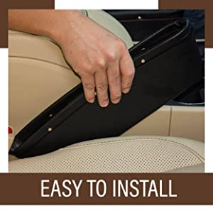 easy installation in seconds