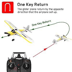 One Key Return