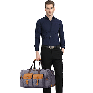 carry-on duffle bag
