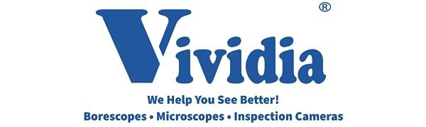 Vividia - Borescope, Microscope, Inspection Cameras