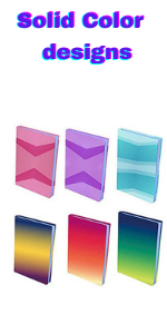 Solid Color Designs