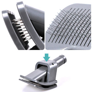 Dog Pet Animal Groom Brush Attachment for Dyson