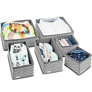 drawer dividers,underwear storage organiser,draw dividers for clothes,draw dividers,anayra