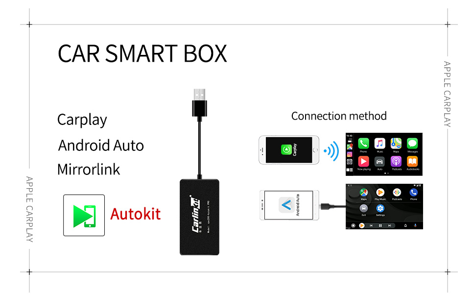 Carlinkit Wireless Carplay Dongle USB Adapter Only for Car with Android on factory car stereo diagrams, custom stereo diagrams, car electrical, club car manuals and diagrams, autozone repair diagrams, club car manual wire diagrams, car door lock diagram, dodge ram vacuum diagrams, car vacuum diagrams, car motors diagrams, 7.3 ford diesel diagrams, chevy truck diagrams, car battery, 3930 ford tractor parts diagrams, car starting system, pinout diagrams, car exhaust, car parts diagrams, battery diagrams, car schematics,