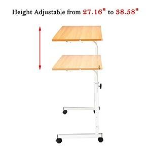 height adjustable workstation stand