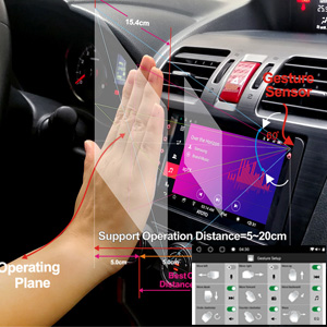 ATOTO S8 Hand Gesture Recognition