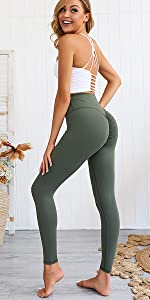 Ruched Butt Leggings
