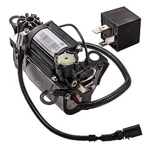 Maxpeedingrods Luftkompressor Luftfederung 4e0616007e Kompressor Pumpe Mit Relais Auto