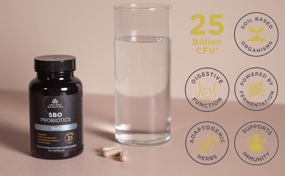 SBO probiotic mens