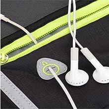 Hole for Headphones Display