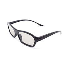 Ultra 1 Par de Negro Gafas 3D Pasivo para Uso con Todas Las TVs ...