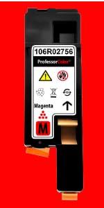 Professor Color Magenta Toner Cartridge