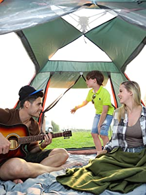 REAVEE Family Outdoor Tent