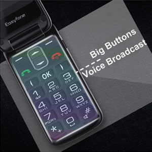 big button