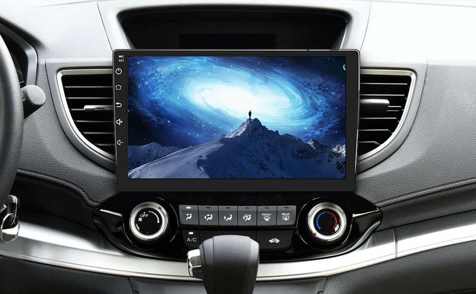 Junsun 10 inch touch screen double din stereo radio