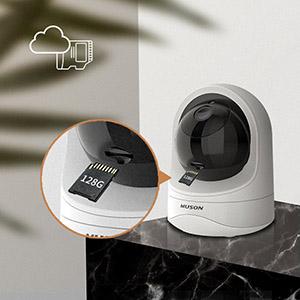 SD Card/Cloud Storage