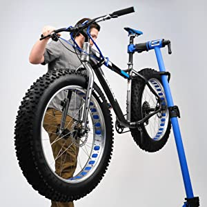 Park Tool PCS-10.2 Repair Stand fat bike weight capacity heavy