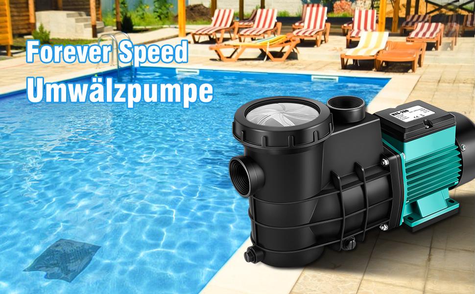 Zwembadpomp, filterpomp, zwembadpomp