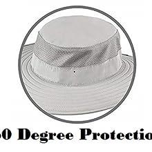 Sun Caps UV 360° Sun Protection Flap Hats