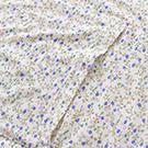 floral pajama robe