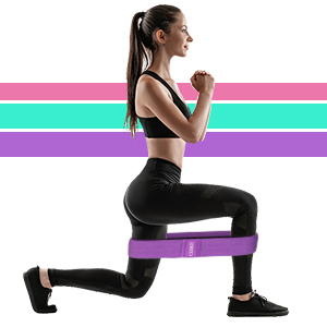 resistance bands for legs and butt