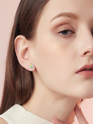 Hypoallergenic Sterling Silver Essentials Studs Earrings