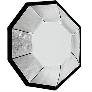 GODOX 140cm オクタゴン グリッドソフトボックス セット